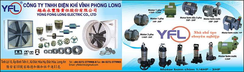 CONG TY TNHH DIEN KHI VINH PHONG LONG