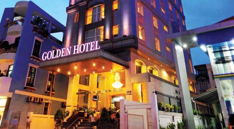 GOLDEN HOTEL SAIGON