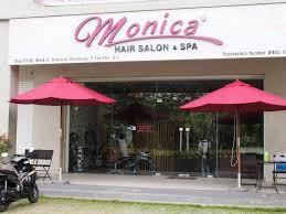 MONICA HAIR SALON & SPA