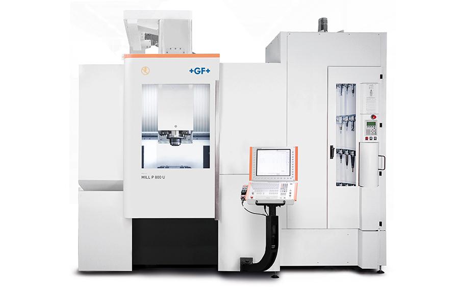 Gf machining solutions ltd