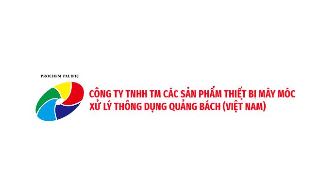 CONG TY TNHH TM CAC SAN PHAM TB MAY MOC XU LY THONG DUNG QUANG BACH
