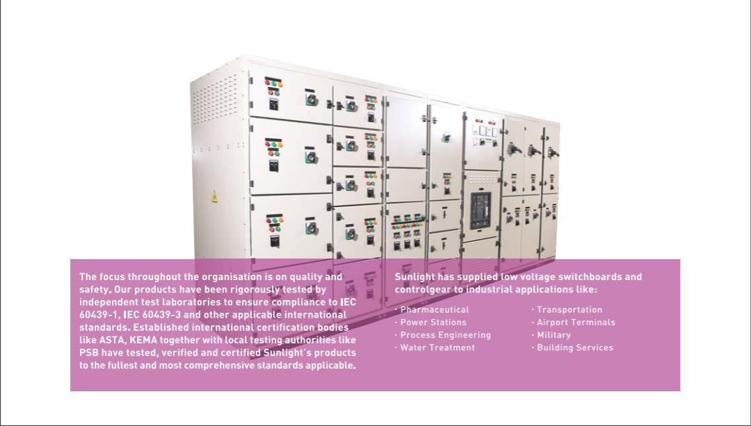 SUNLIGHT ELECTRICAL (VIETNAM) CO., LTD