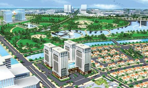 平陽省入選智慧城市發展戰略城市