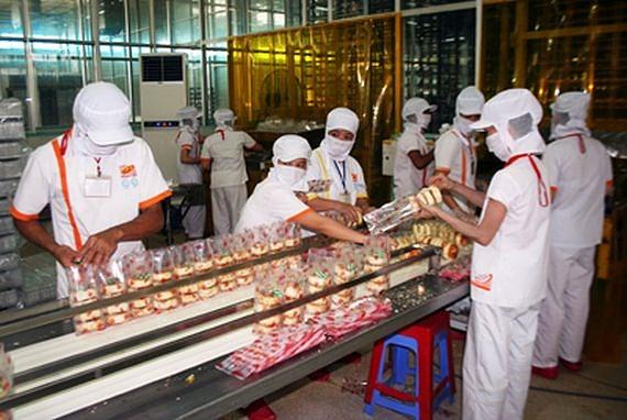 越南國際製餅設備展將舉辦