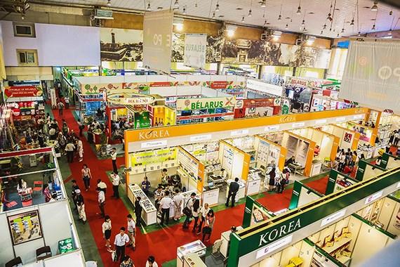 韓商對越南不同領域注資
