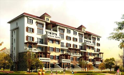 海阳省房地产吸引大量资金流入