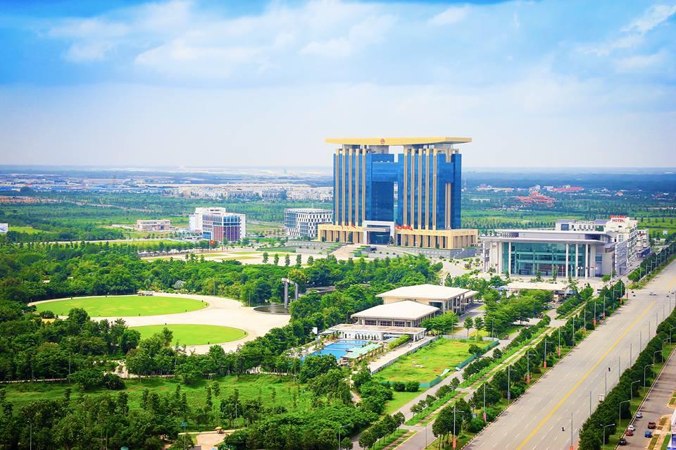 越南平阳省引进内资总额猛增