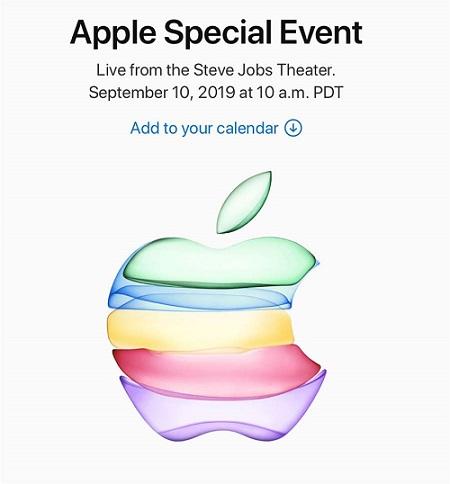 蘋果釋出邀請函 料發表新款iPhone