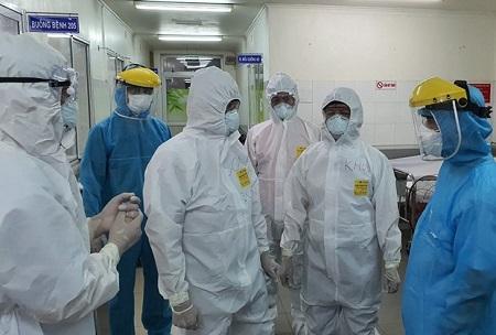 新增两例新冠肺炎确诊病例 与岘港医院有关