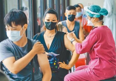 中國204萬人急著接種第2劑 等嘸莫德納 政府快催貨