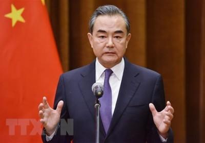 外交部副發言人段克越就中國外長王毅即將對越南進行訪問回答記者提問