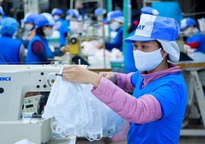 Vinatex 本月將推出市場 1200 萬個口罩