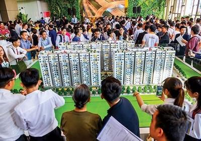 FDI資金注入房地產市場