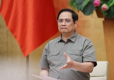 范明政總理:疫情防控不可掉以輕心 急於開放經營活動
