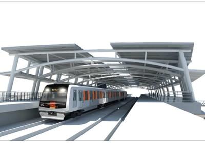 胡志明市两个城铁项目调整审定工作预计在10月前完成