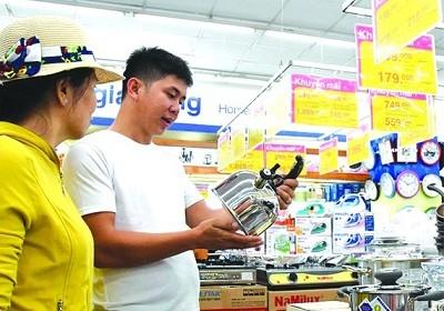 越南國貨日益備受歡迎