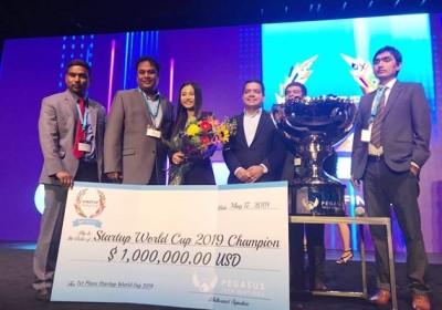 越南創業產品奪得 100 萬美元投資獎金