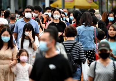 新加坡增1504人染疫 再創單日確診人數新高