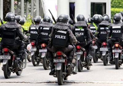 泰国警方将部署近万名警力保障东盟峰会安全