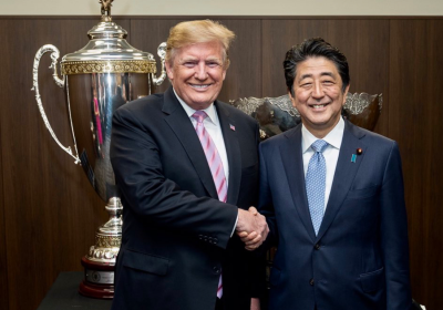 日美相互讓步?傳有望在9月簽署小型貿易協議