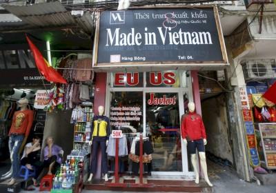 堵中國商品洗產地 越南擬產地標示新規